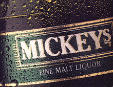 Mickey's Malt Liquor