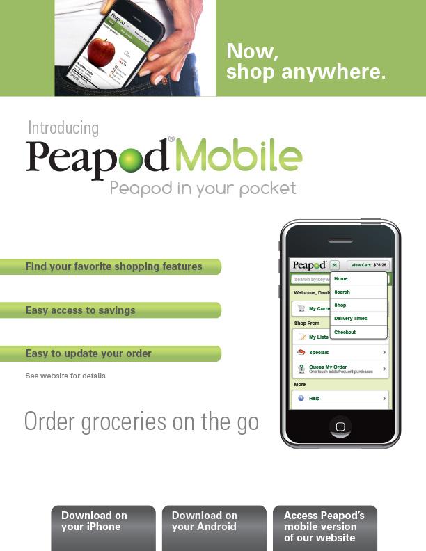 Peapod - Killian Branding