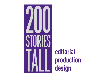 200 Stories Tall logo
