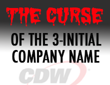 The Curse of the Three Initial Company Name